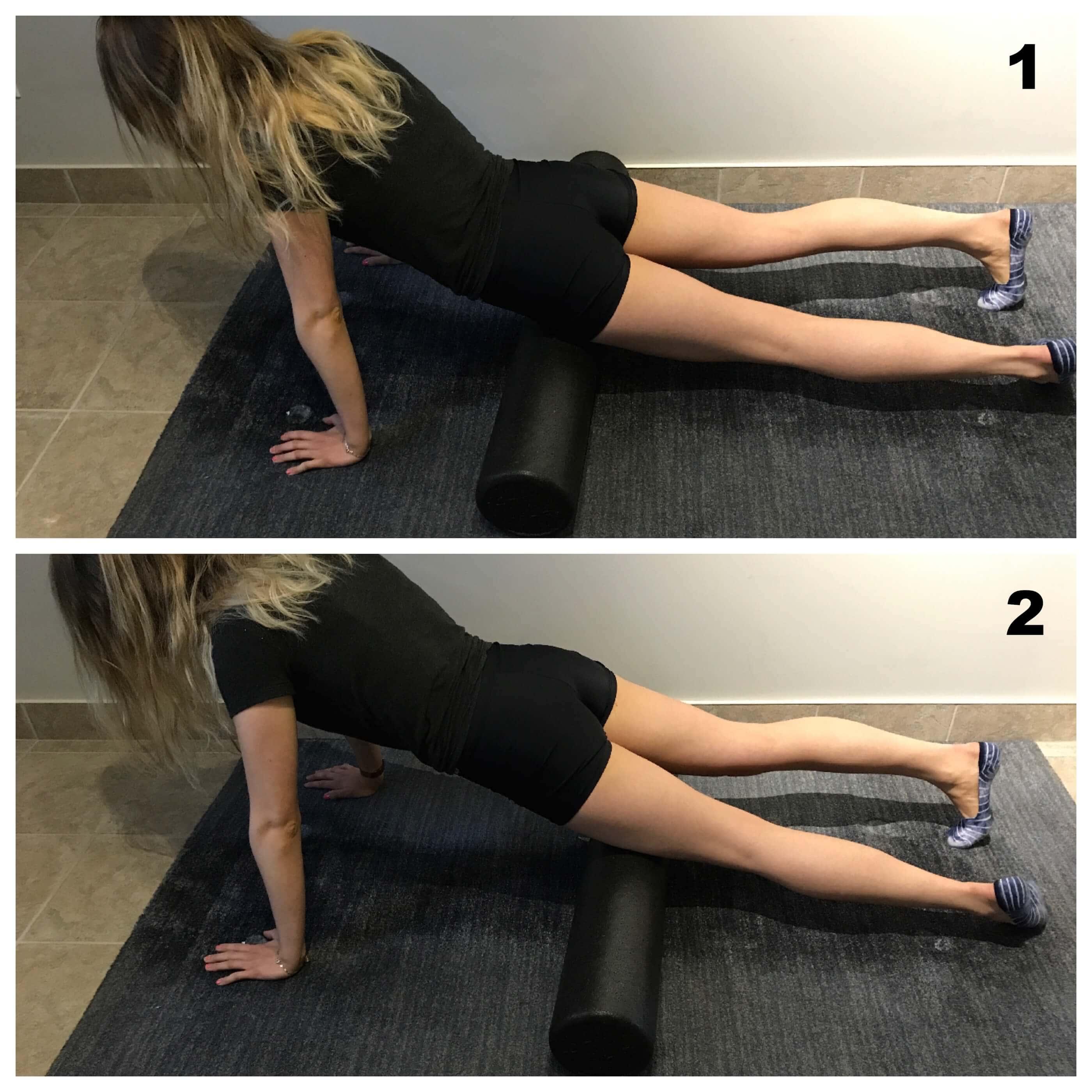 Detente quadriceps pour syndrome femoro patellaire