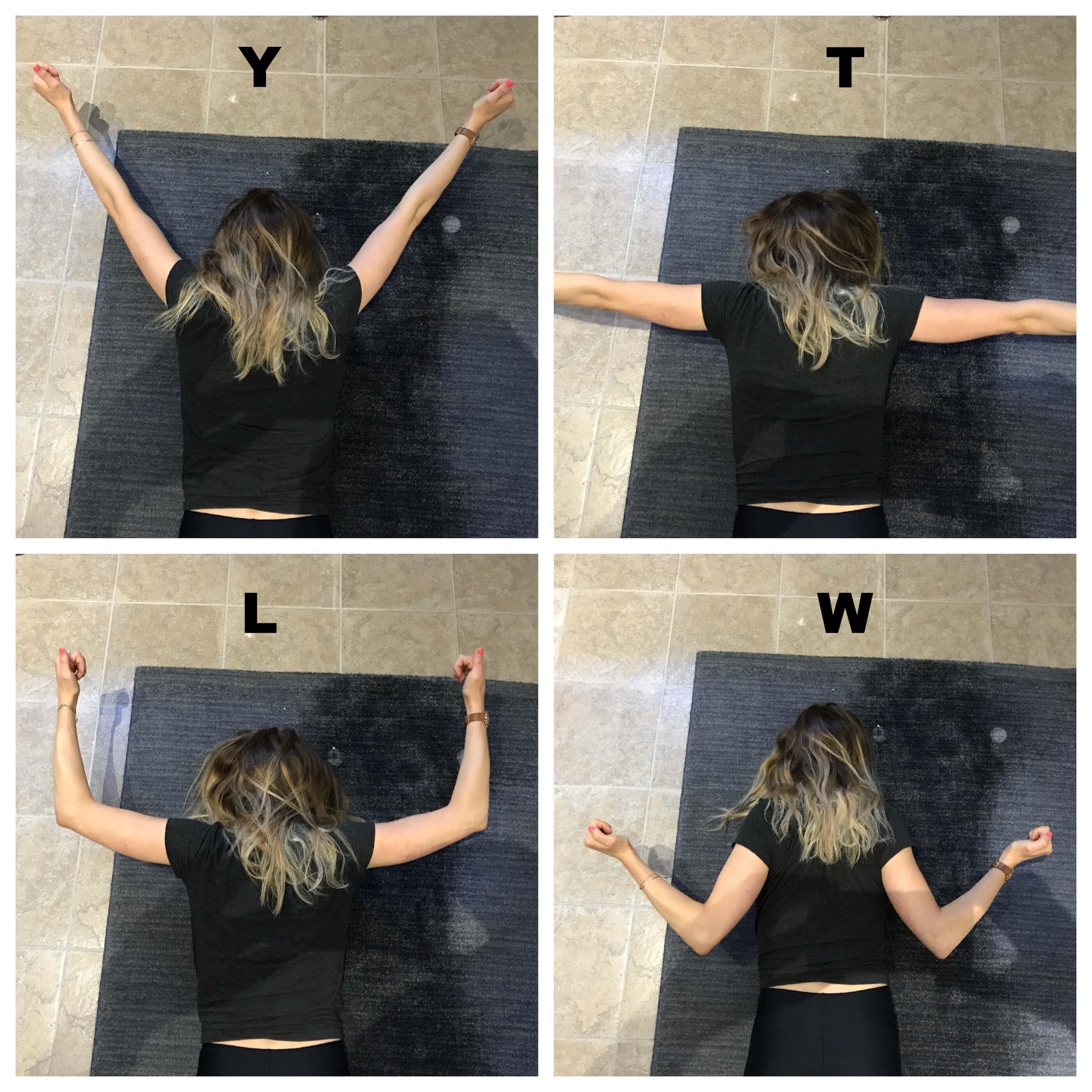 Douleur intercostale exercice YTLW